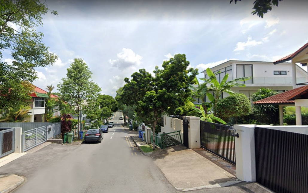 Namly Estate - one of the 10 private estates that will be upgraded under the Estate Upgrading Programme (EUP)