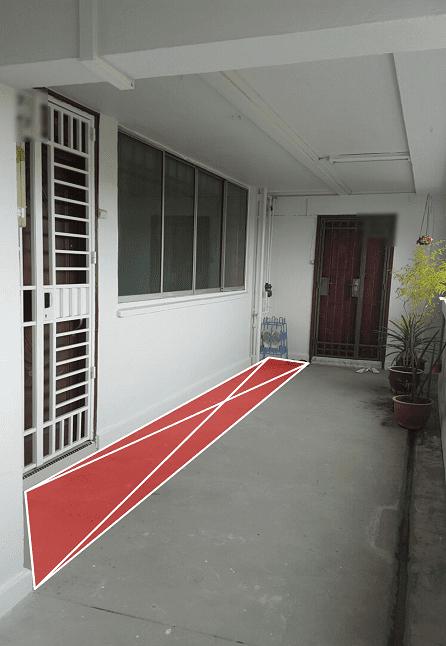 Purchasing the Recess Area Outside of Your HDB Flat!_Home Quarters SG_KC Ng Keng Chong