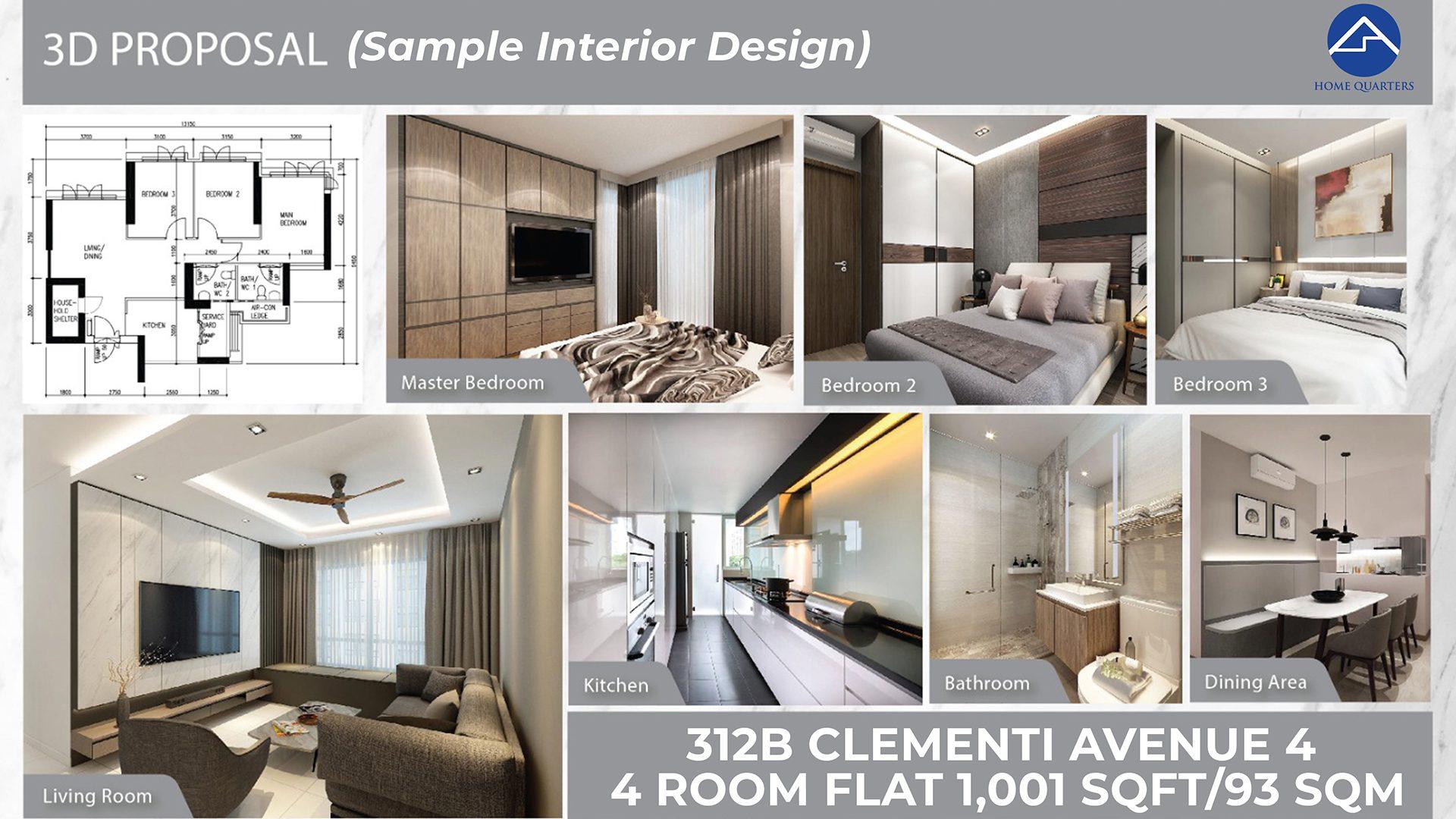 3D Proposal_312B Clementi Ave 4_1920x1080_Home Quarters SG_KC Ng Keng Chong